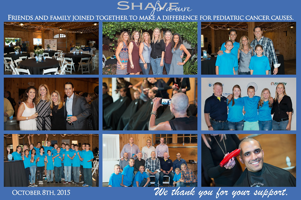 Shave For A Cure A Success!