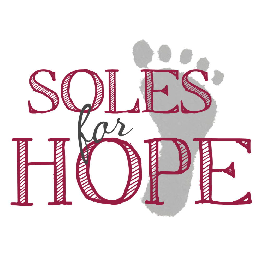 Our September and October event – Soles for Hope!
