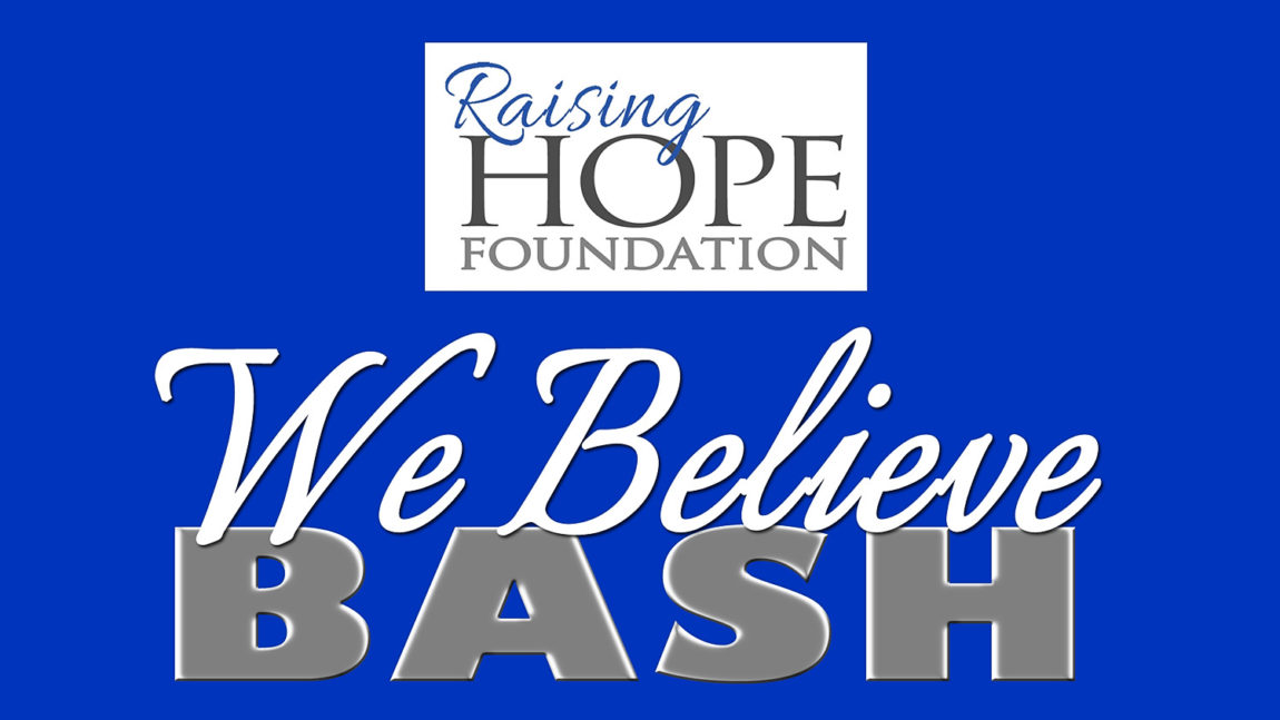 """We Believe"" Bash – November 2, 2019"